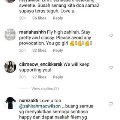 Putus Cinta Netizen Sifatkan Zul Ariffin Tidak Gentleman