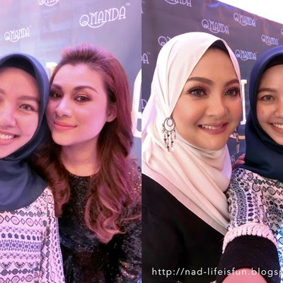 Qmanda Beauty Media Launch