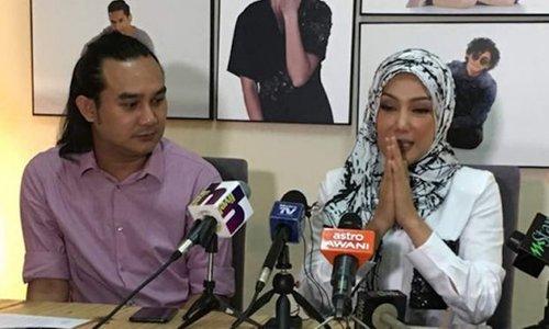 Quot Kami Tiada Perancangan Untuk Berkahwin Buat Masa Ini Quot Erra Fazira Nafi Hubungan Dengan Shahir