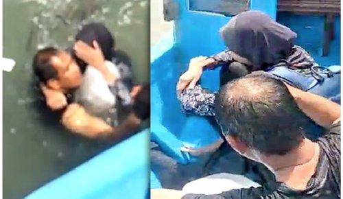 Rakan Tampil Bongkar Perkara Sebenar Yg Berlaku Terhadap Perempuan Yang Terjun Dari Jambatan Ke 2 Pulau Pinang