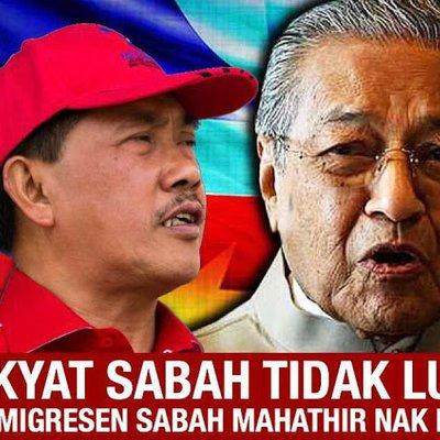 Rakyat Sabah Tak Lupa Kuasa Imigresen Sabah Pun Mahathir Mahu Rampas Sapawi