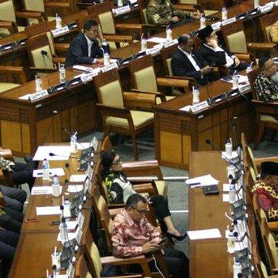 Rapat Baleg Bahas Penambahan Kursi Pimpinan Dpr Masih Mentok