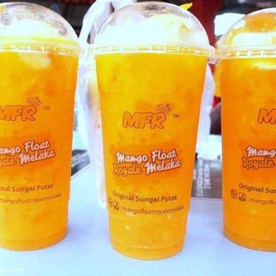 Rasai Keenakkan Mango Float Royale Melaka Di Sungai Putat