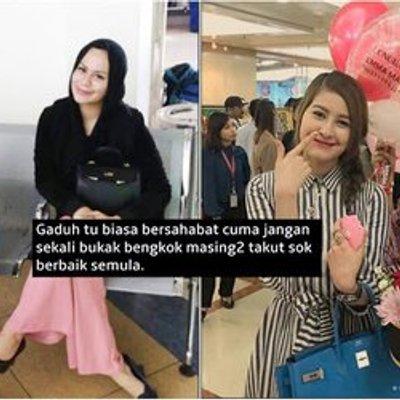Rebecca Nur Islam Dan Eina Azman Gaduh Besar Ini Puncanya