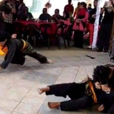 Remaja Maut Tertikam Keris Ketika Persembahan Silat Di Majlis Perkahwinan