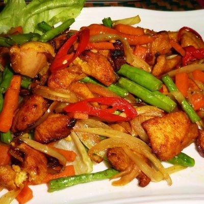 Resepi Ayam Goreng Kunyit Mudah Dan Sedap