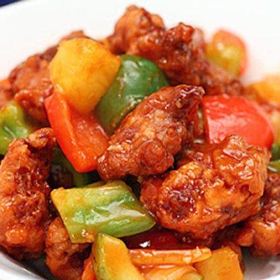 Resepi Ayam Masak Masam Manis Istimewa