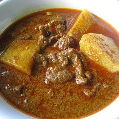 Resepi Daging Masak Kari Hidangan Untuk Keluarga