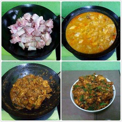 Resepi Rendang Ayam Pedas Perak Sedap Dan Mudah