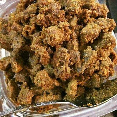 Resepi Satay Daging Goreng Ala Bugis