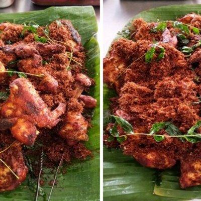 Resipi Ayam Goreng Berempah Sukatan 1 Ekor Ayam Mudah Elok Berserdak