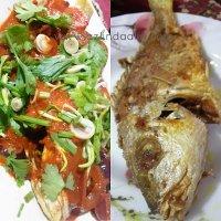 Resipi Ikan Gerut Masak Sambal Santan Berserai