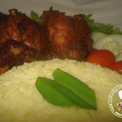 Resipi Nasi Ayam Mudah Dan Cepat