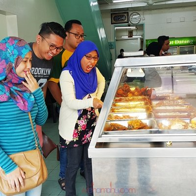 Restoran Deen Nasi Kandar Jelutong Juga Terkenal Di Pulau Pinang
