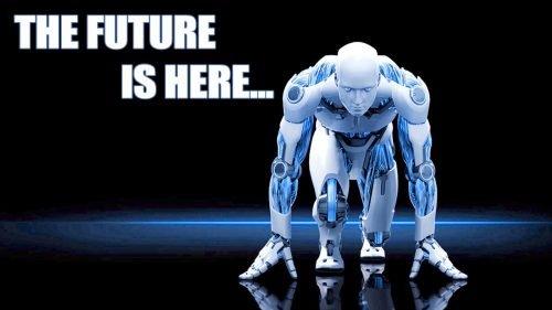 Revolusi 4 0 Bersediakah Manusia Lawan Robot