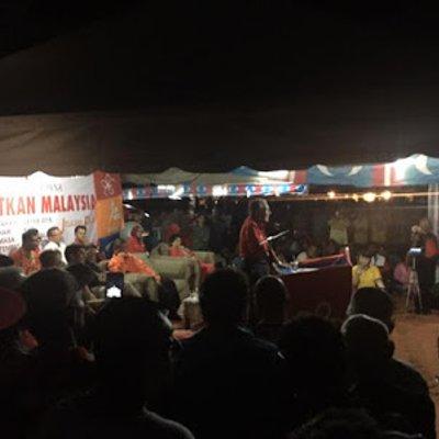 Ribuan Warga Pekan Pahang Hadir Majlis Tun Mahathir