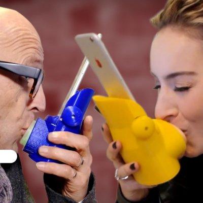 Rindu Berjauhan Kini Anda Boleh Rasai Lembutnya Ciuman Bibir Pasangan Anda Dengan Telefon