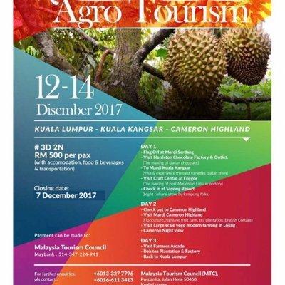 Road To Agro Tourism Siri 2 Lawatan Singkat Ke Tempat Menarik Sekitar Kuala Kangsar