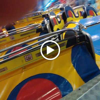Roll On Berjaya Times Square Theme Park