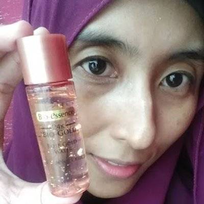 Rose Gold Water Bio Essence 24k Bio Gold