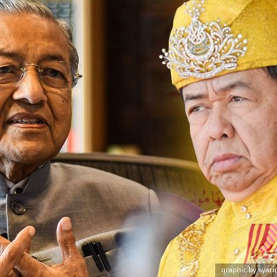 Royal Rebuke For Dr M Over Bugis Pirate Jibe Council Wants Sedition Probe