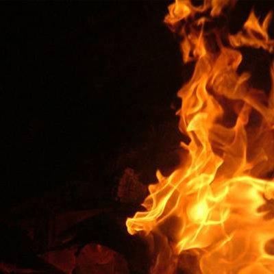 Rumah Terbakar Wanita Warga Emas Lumpuh Maut