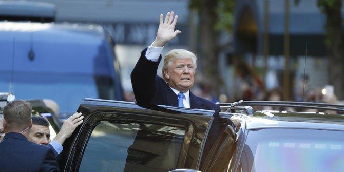 Rusia Sebut Aksi Mata Mata Untuk Trump Cerita Palsu
