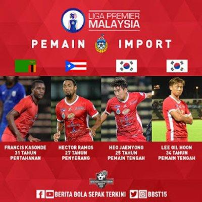 Sabah Set To Reinforce Squad