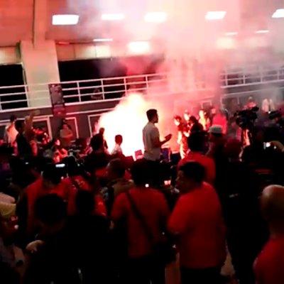 Sabotaj Forum Tun Mahathir Suar Api Bukti Ada Rancangan Awal Buat Kecoh