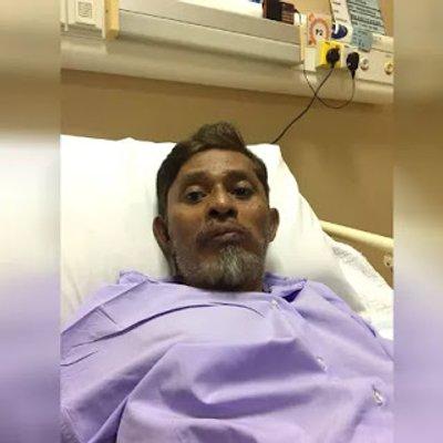 Sakit Kepala Bagai Nak Pecah Saleem Warded