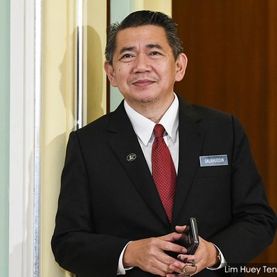 Salahuddin Expects Drop In Price Of Rice With End Of Bernas Monopoly