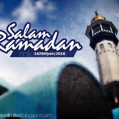 Salam Ramadan 1439 Hijrah 2018