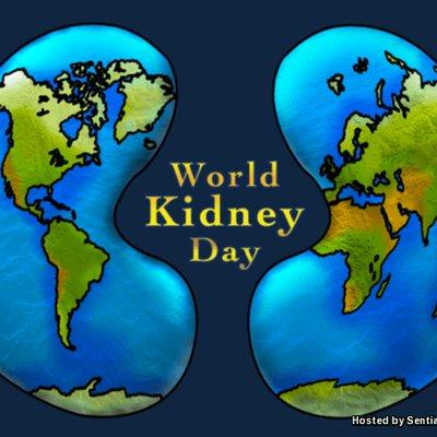 Sambutan Hari Buah Pinggang Sedunia World Kidney Day
