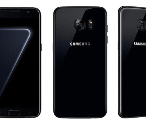 Samsung Galaxy S7 Edge Dengan Pilihan Warna Black Pearl Kini Di Malaysia Hadir Dengan Storan 128gb