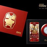 Samsung Tarik Peminat The Avengers Dengan Keluaran Edge Iron Man