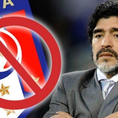 Saya Amat Kecewa Itali Tidak Layak Ke Piala Dunia Maradona