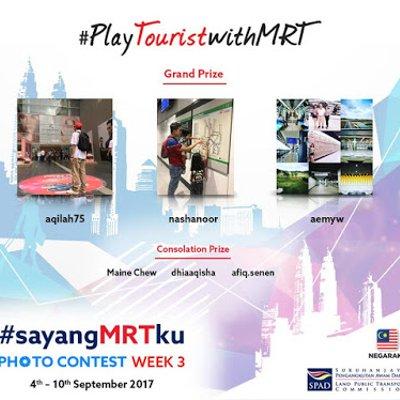 Sayang Mrt Ku Playtouristwithmrt