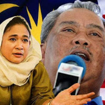 Scandal Anina Through Whatsapp Muhyiddin In Court Anina Takes The Hit