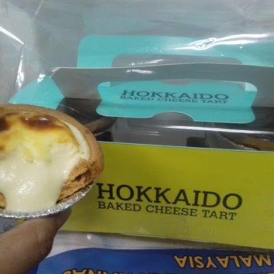Sedap Ke Hokkaido Cheese Tart