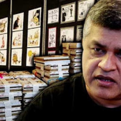 Sejak Zaman Sekolah Kartun Zunar Dianggap Bahaya