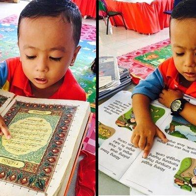 Sejuk Perut Ibu Kandungkan 9 Bulan Baru 4 Tahun Tapi Dah Lancar Mengaji Al Quran