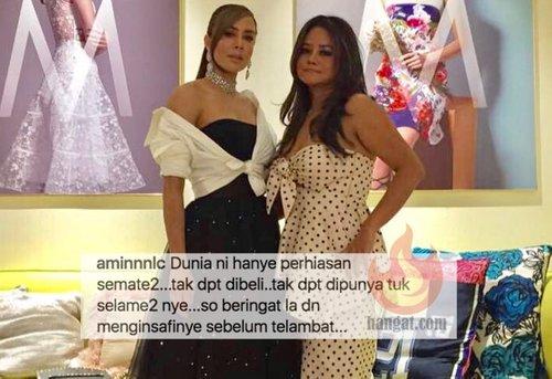 Sekitar Majlis Pernikahan Izara Aishah Dan Adib Khalib Wah Dato Seri Siti Nurhaliza Duet Dengan Tyra Pun Ada