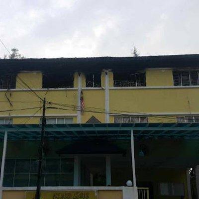 Sekolah Tahfiz Terbakar Lebih 20 Orang Maut