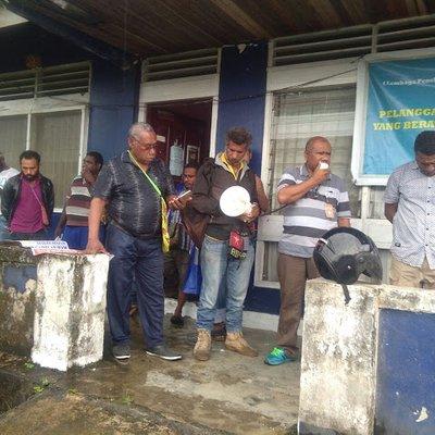 Selain Di Sorong Berikut Foto Aksi Di Manokwari 17 Tahun Wasior Berdarah