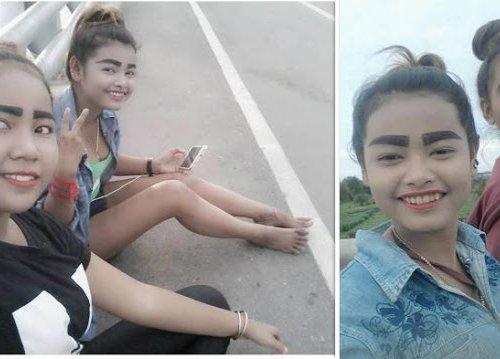 Selain Kontroversi Foto Gadis Beralis Tebal Ini Dibanjiri Dengan Cacian Yang Menyakitkan Hati