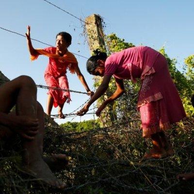 Selalu Terjebak Di Perbatasan Tanpa Punya Tujuan Pulang Kisah Minoritas Rohingya Makin Memilukan
