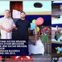Selamat Menyambut Ulang Tahun Tunku Mahkota Johor