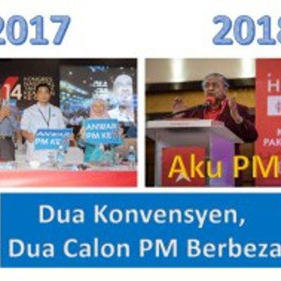 Selepas Mahathir Jika Pakatan Ini Masih Boleh Dipercaya Beritahulah Dimana