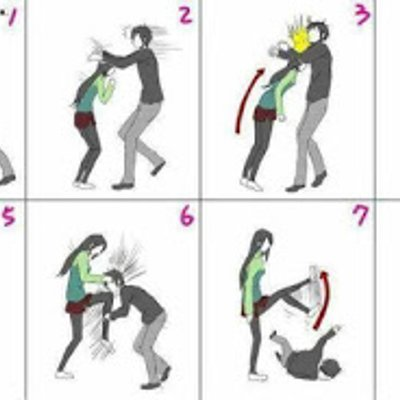 Self Defense Tips For Every Woman