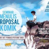 Seminar Menulis Proposal Komik
